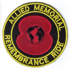 AMRR Logo Patch (Yellow)
